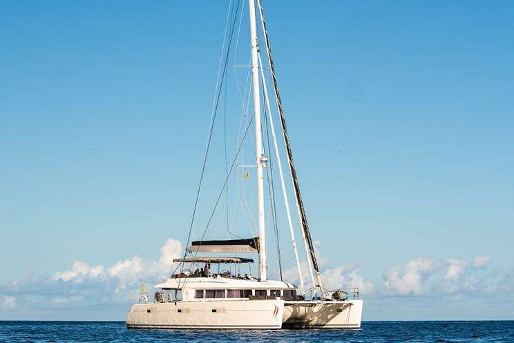 Charter Yacht TWIN FLAME - Lagoon 620 - 4 Cabins - BVI - Tortola - Virgin Gorda - Jost Van Dyke - Angeda - Norman Island