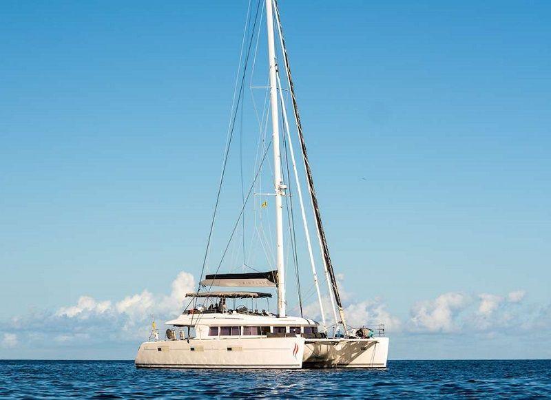 TWIN FLAME - Lagoon 620 - 4 Cabins - BVI - Tortola - Virgin Gorda - Jost Van Dyke - Angeda - Norman Island