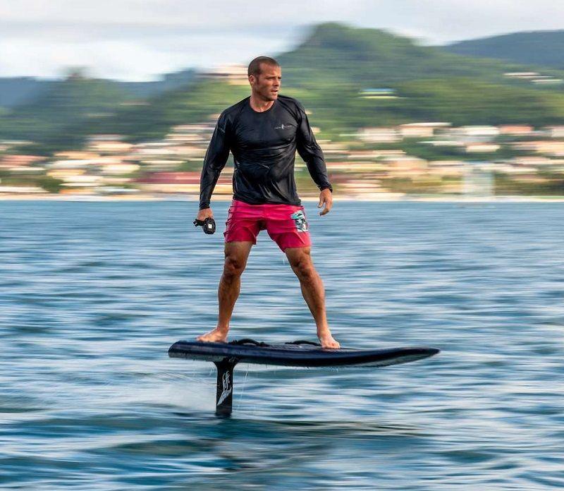 foil surfboard