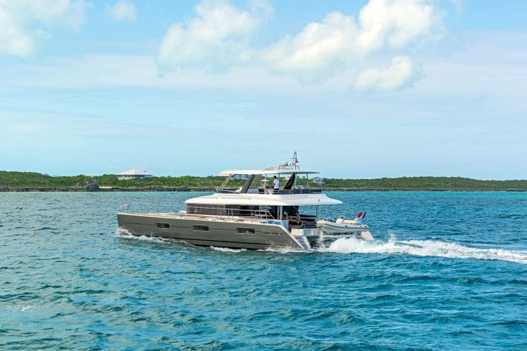 Charter Yacht ULTRA - Lagoon 630 - 4 Cabins - St Thomas - Grenada - USVI - Yacht Haven Grand