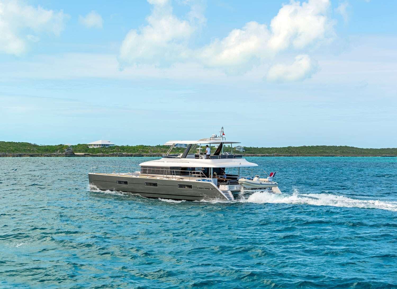 ULTRA - Lagoon 630 - 4 Cabins - St Thomas - Grenada - USVI - Yacht Haven Grand