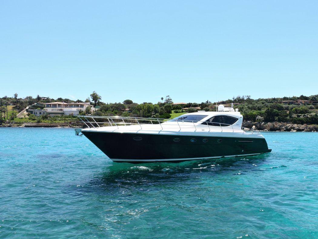 Uniesse 54 Sport - Day Charter Yacht - Porto Cervo - Porto Rotondo - Sardinia