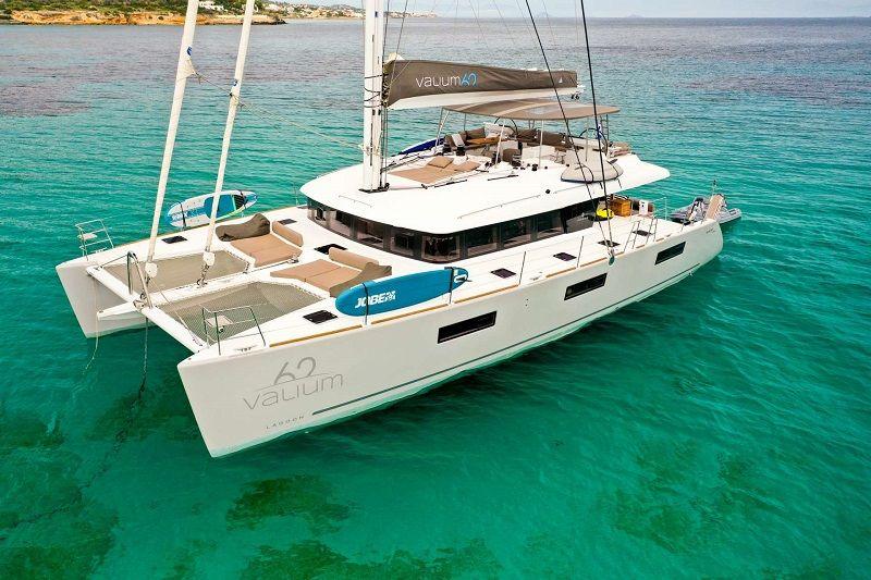 VALIUM 62 - Lagoon 620 - Greece - Cyclades - Ionian Islands - Athens