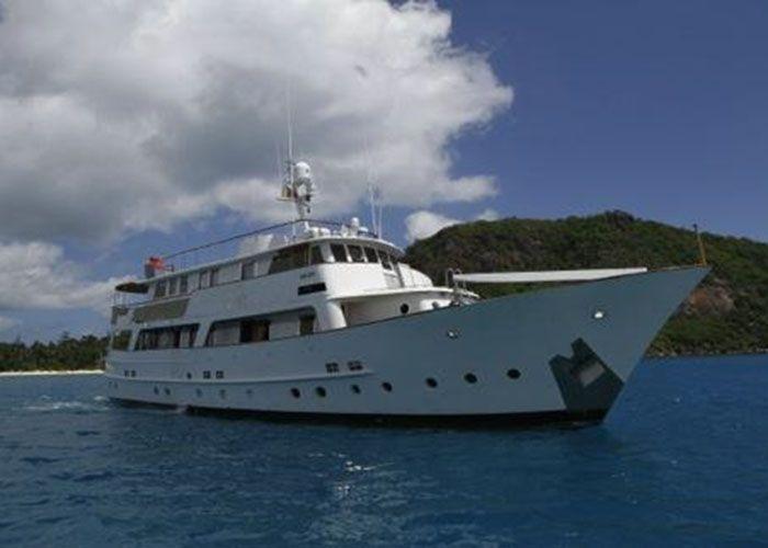 Van Den Akken 30 - 4 Cabins - Mahe, Seychelles, Indian Ocean