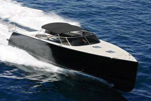 PURE DUTCH - Van Dutch 40 - Day charter for up 9 people - VIP Marina Ibiza - Ibiza Port - San Antonio - Formentera