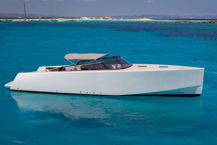 Charter Yacht Van Dutch 40 - Day Charter for up to 9 people - VIP Marina Ibiza - Ibiza Port - San Antonio - Formentera
