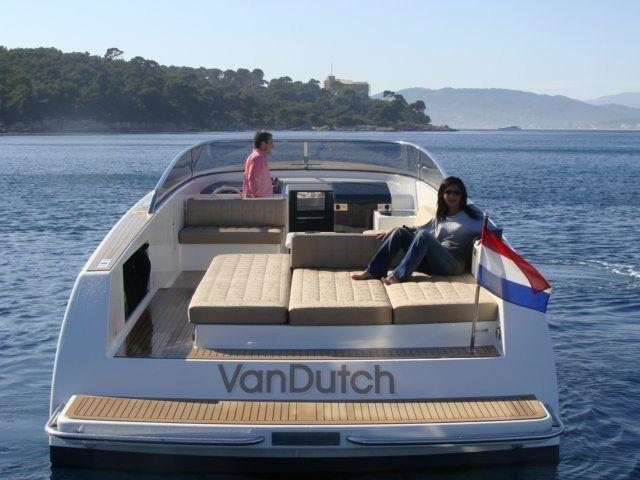 Van Dutch 40 Aft