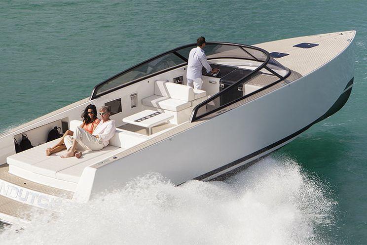 Charter Yacht Van Dutch 40 - Day Charter - Cannes - Monaco - St Tropez
