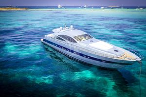 VANQUISH - Pershing 76 - 4 Cabins - Balearic Islands - Ibiza - Palma de Mallorca - Menorca