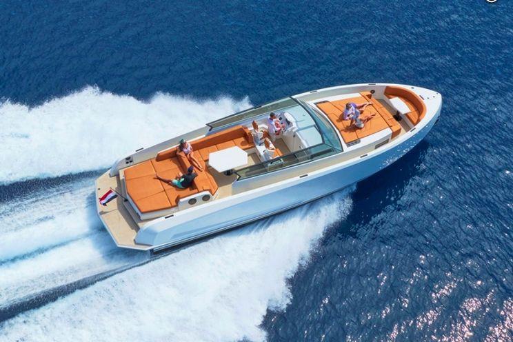 Charter Yacht Vanquish 43 Open - Day Charter Yacht - Mykonos - Naxos - Paros