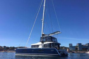 VENTANA - Lagoon 52 - 5 Cabins - BVI - Tortola - Virgin Gorda
