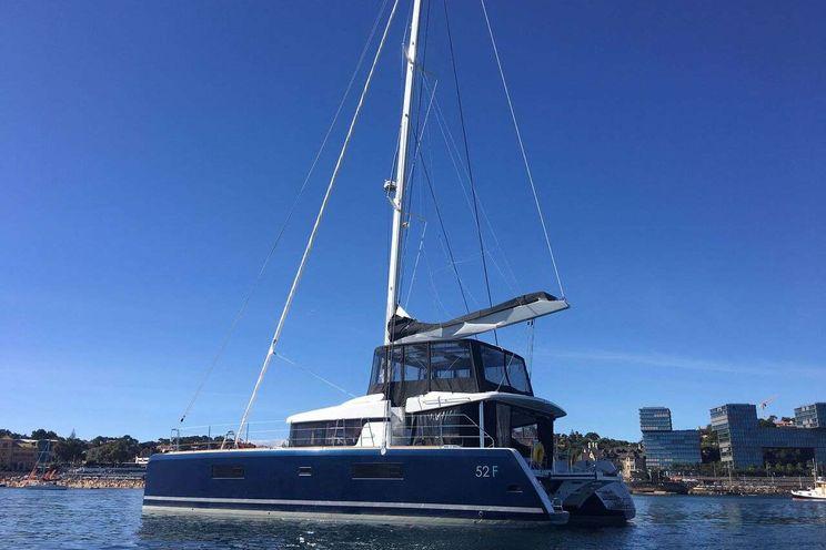 Charter Yacht VENTANA - Lagoon 52 - 5 Cabins - Tortola - St Thomas - St John - Virgin Gorda - Anegada