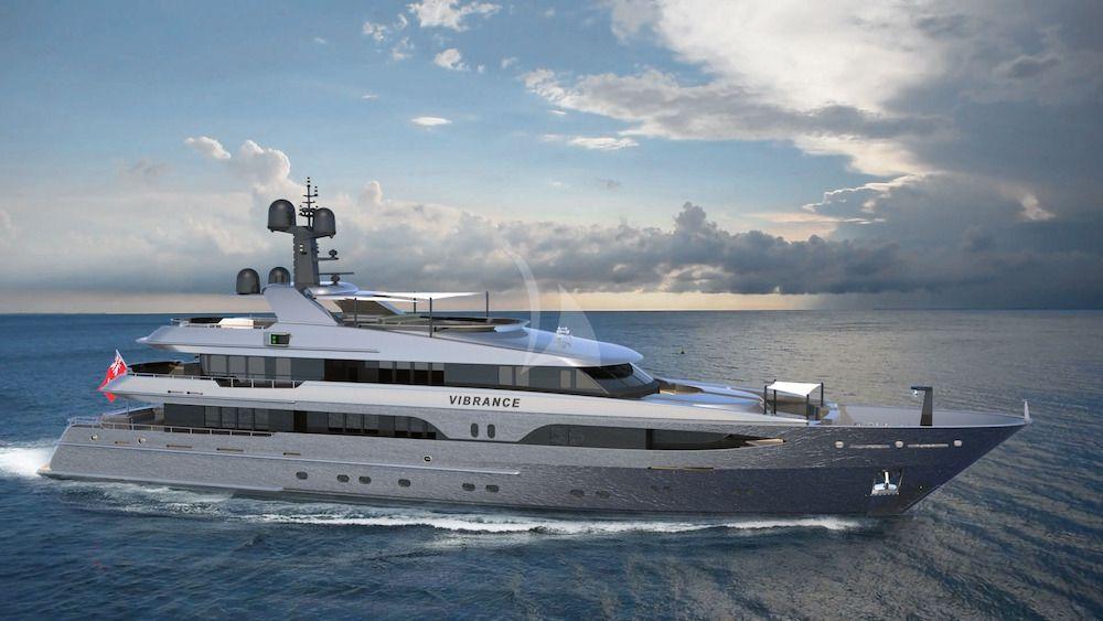 VIBRANCE - Amels 49m - 5 Cabins - Naples - Sicily - Sardinia - Porto Cervo