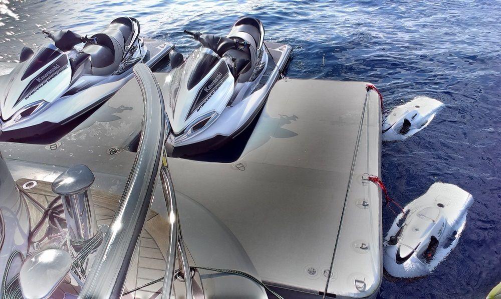 Jet Ski and Seabob Dock