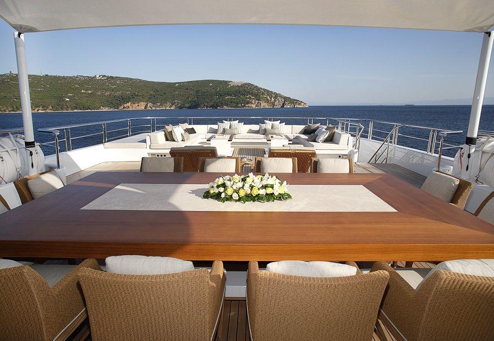Sun Deck Table