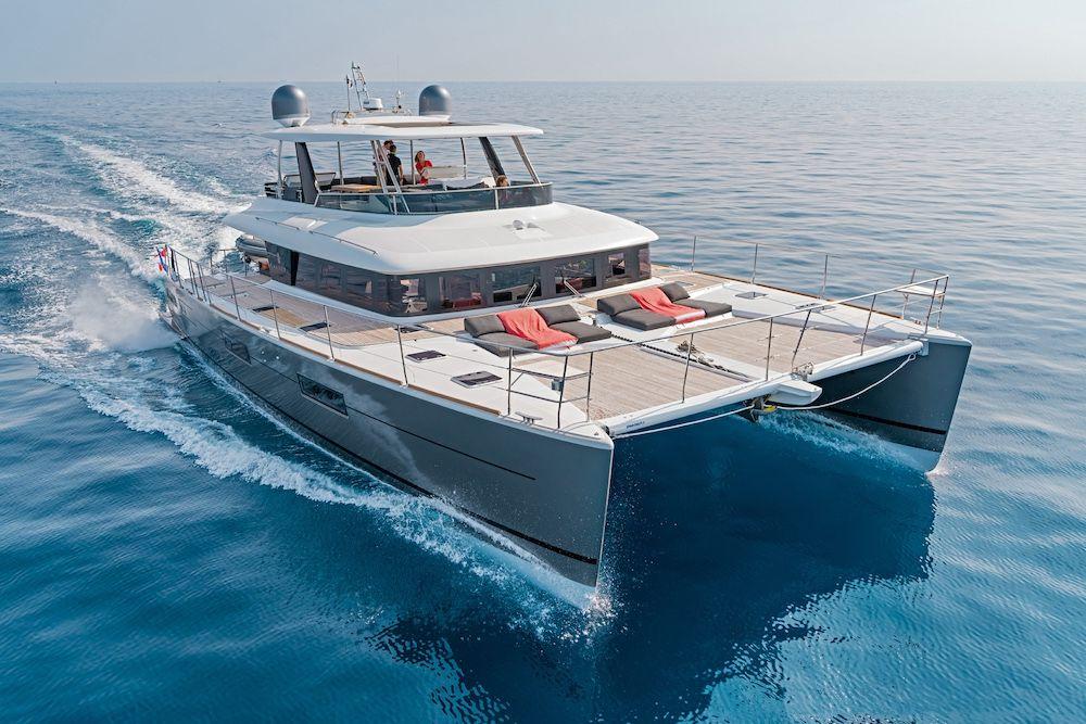 SERENITY VII - Lagoon 630 - 4 Cabins - Nassau - Staniel Cay