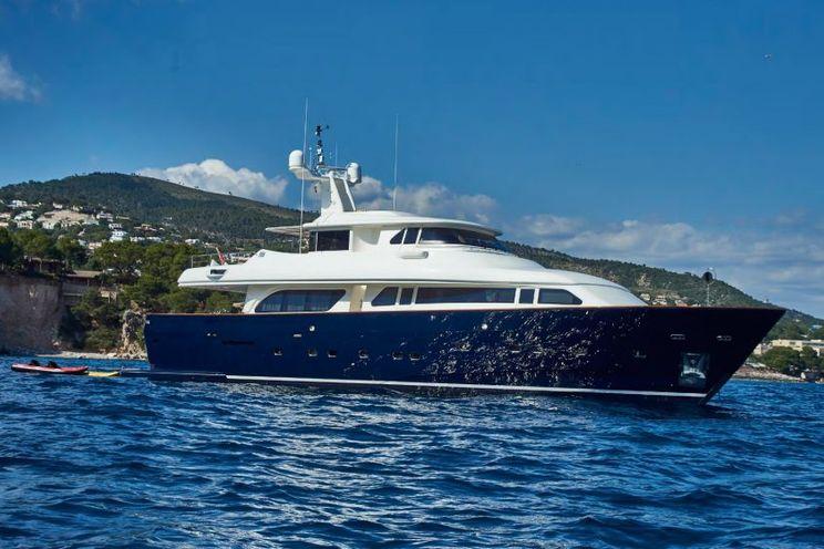 Charter Yacht VINTAGE - Ferretti 27m - 4 Cabins - Gocek - Bodrum - Mamaris