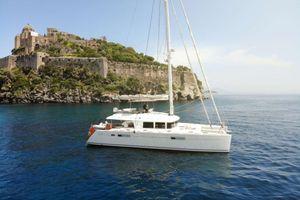 VIRAMAR - Lagoon 560 - 5 Cabins - Virgin Islands - Windward Islands - Caribbean Sea