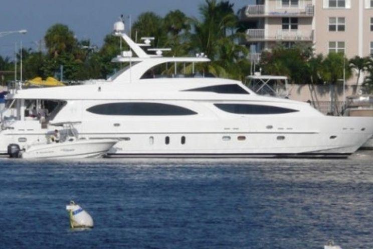Charter Yacht VITESSE - Hargrave 100 - 4 Cabins - Nassau - Georgetown - Paradise Island