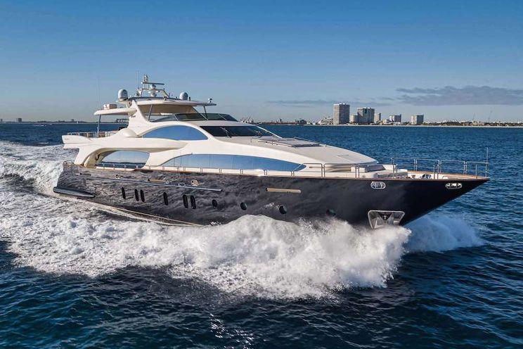 Charter Yacht VIVERE - Azimut 116 - 5 Cabins - Newport  - Fort Lauderdale - Bahamas