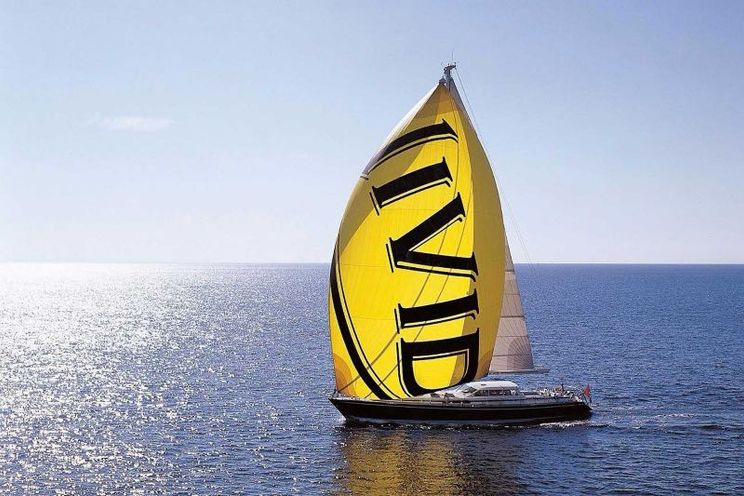 Charter Yacht VIVID - Jongert 2700M - 3 Cabins - Falmouth - Solent - Isle of Wight -  Isles of Scilly - Channel Islands - Caribbean