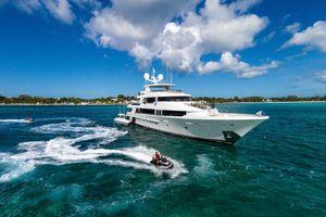 PIPE DREAM - Westport 130 -  5 Staterooms - Bahamas - Nassau - Paradise Island - Georgetown - St Thomas - St Barths
