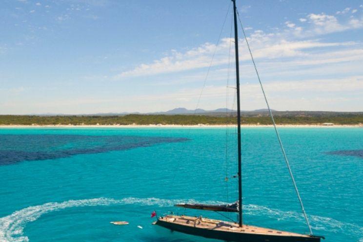 Charter Yacht WALLY LOVE 30m Wally - 3 Cabins - Ibiza - Barcelona - Sardinia