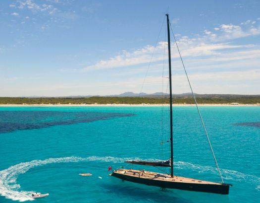 WALLY LOVE 30m Wally - 3 Cabins - Ibiza - Barcelona - Sardinia