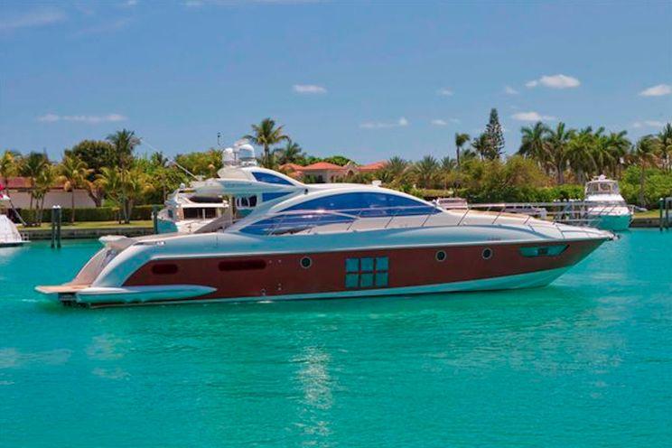 Charter Yacht WARREN KELLY - Azimut 62 - 3 Cabins - Miami - Fort Lauderdale - Nassau