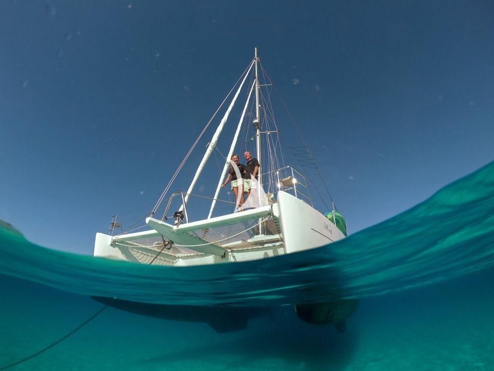 WHISPERS II Lagoon 560 Bahamas