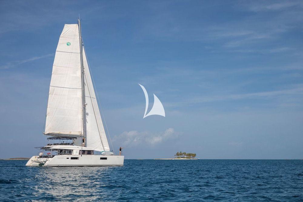 WHISPERS II Lagoon 560 Bahamas Island