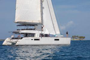 WHISPERS II - Lagoon 560 - 4 Cabins - Nassau - Bahamas - Turks and Caicos