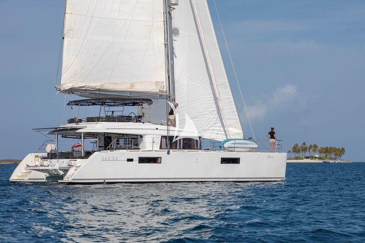 Charter Yacht WHISPERS II - Lagoon 560 - 4 Cabins - Nassau - Bahamas - Turks and Caicos