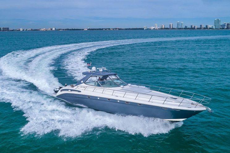 Charter Yacht WHY NOT - Searay 54 - Miami Day Charter Yacht - South Beach - Miami - Florida