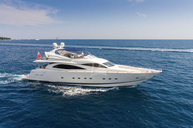 Charter Yacht WINNING STREAK 2 - Sunseeker 94 - 4 Cabins - Antibes - Cannes - Monte Carlo