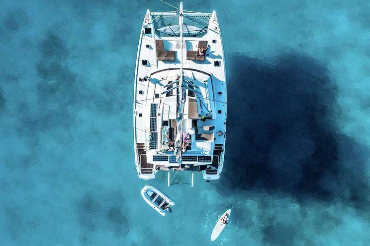 Charter Yacht WINTER`S COMING - Fountaine Pajot Saba 50 -  4 Cabins - St Thomas - Virgin Gorda - St John - Tortola: