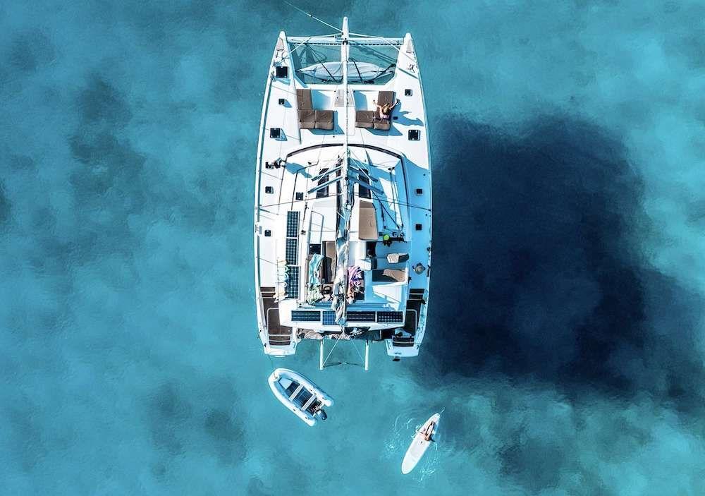 WINTER`S COMING - Fountaine Pajot Saba 50 -  4 Cabins - St Thomas - Virgin Gorda - St John - Tortola:
