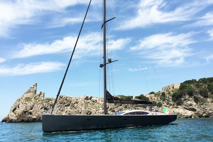 Charter Yacht WIZARD - Yacht 2000 - 4 Cabins - Naples - Sicily - Sardinia - Corsica