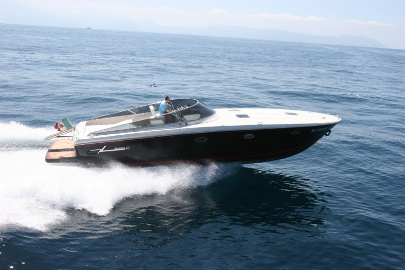 XL Marine 43 - Day Charter Yacht - Amalfi - Capri - Naples
