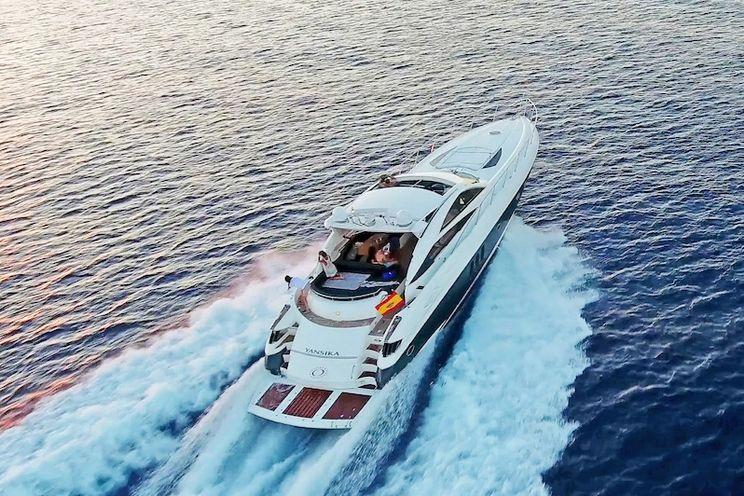 Charter Yacht YANSIKA - Sunseeker Predator 68 - 2 Cabins - Ibiza - Formentera - Balearics