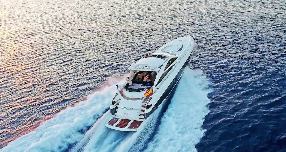 YANSIKA - Sunseeker Predator 68 - 2 Cabins - Ibiza - Formentera - Balearics