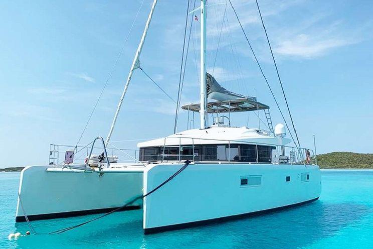 Charter Yacht YOLO II - Lagoon 52 - 3 cabins - BVI, St Thomas - Virgin Gorda - USVI