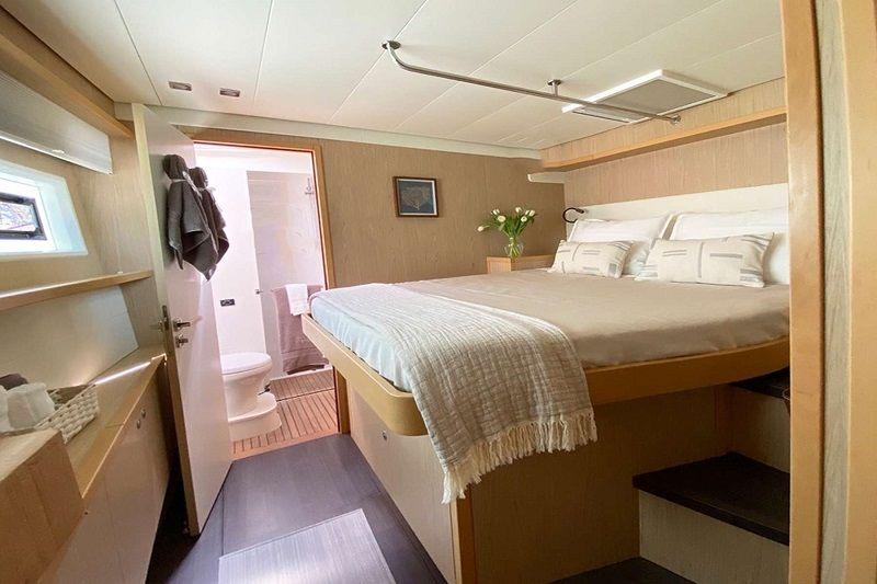 port aft double cabin