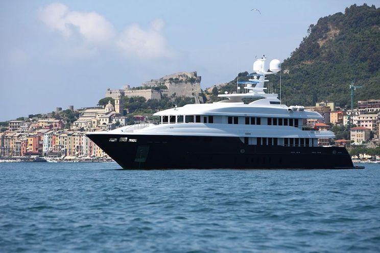 Charter Yacht ZALIV III - Mondomarine 50m - 6 cabins - Athens - Mykonos - Zakynthos