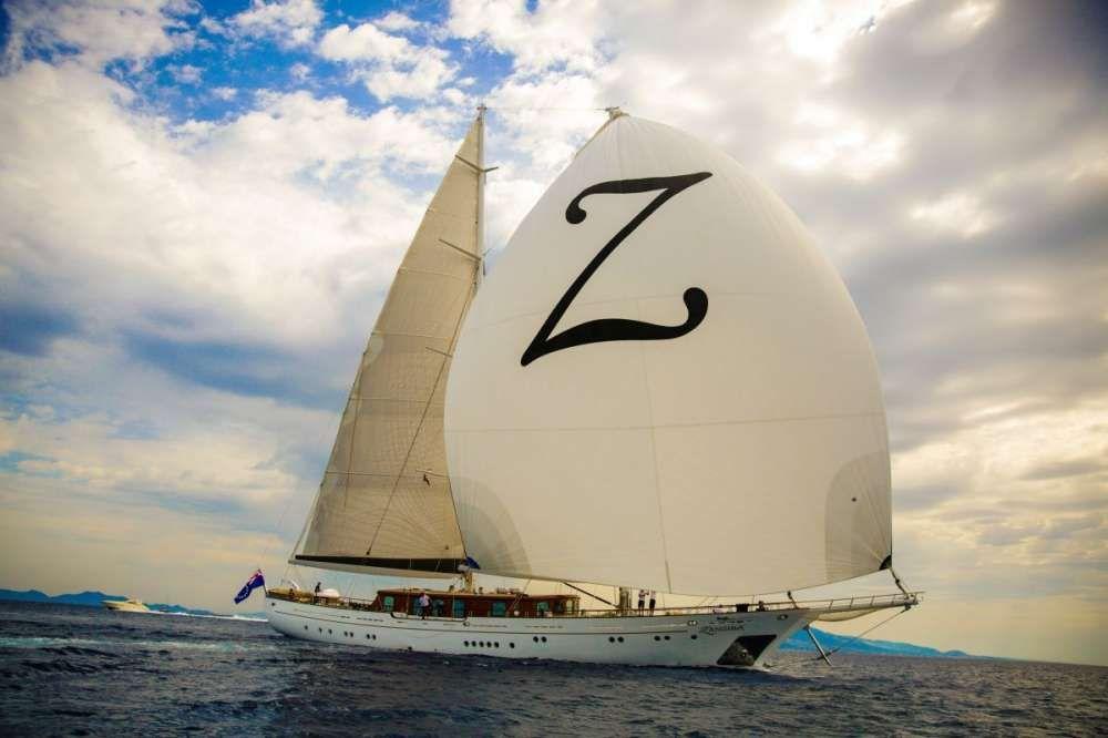 ZANZIBA - Etemoglu 40m - 5 Cabins - West Med. - Sardinia - Naples - Corsica
