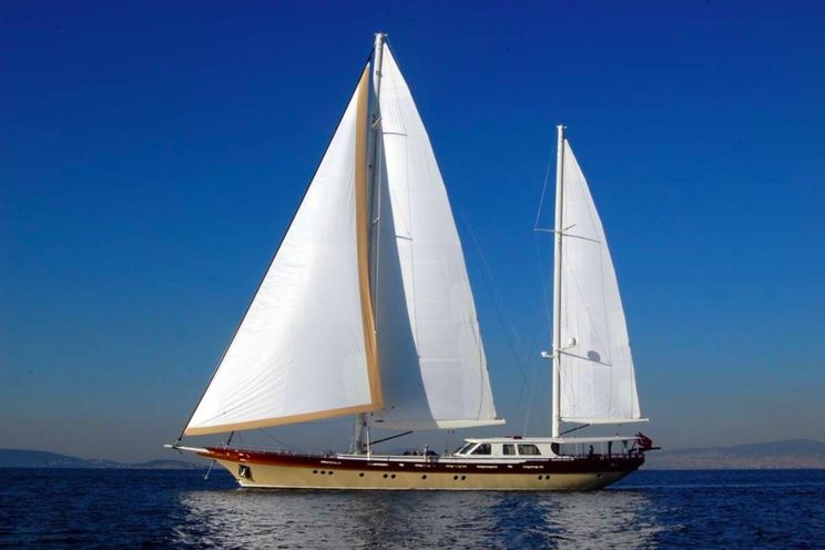 Charter Yacht ZELDA - Su Marine 131 Ketch - 5 Cabins - Bodrum - Gocek - Dubrovnik - Split - Athens - Mykonos