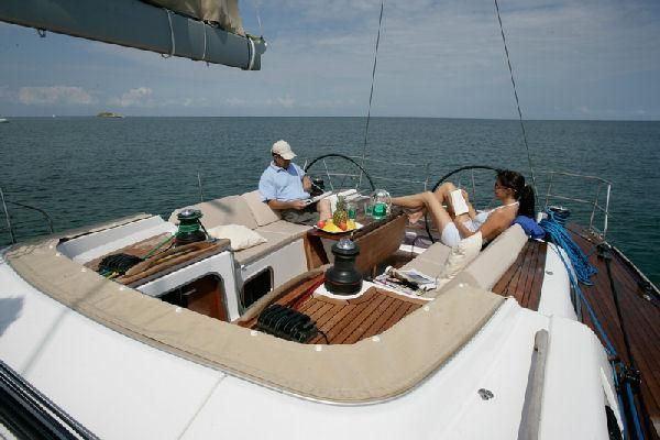 Relax at Anchor