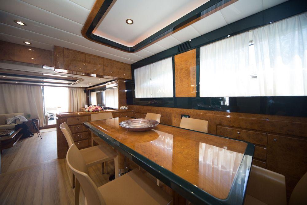 ZIA CANAIA Riva Yacht Dining Table