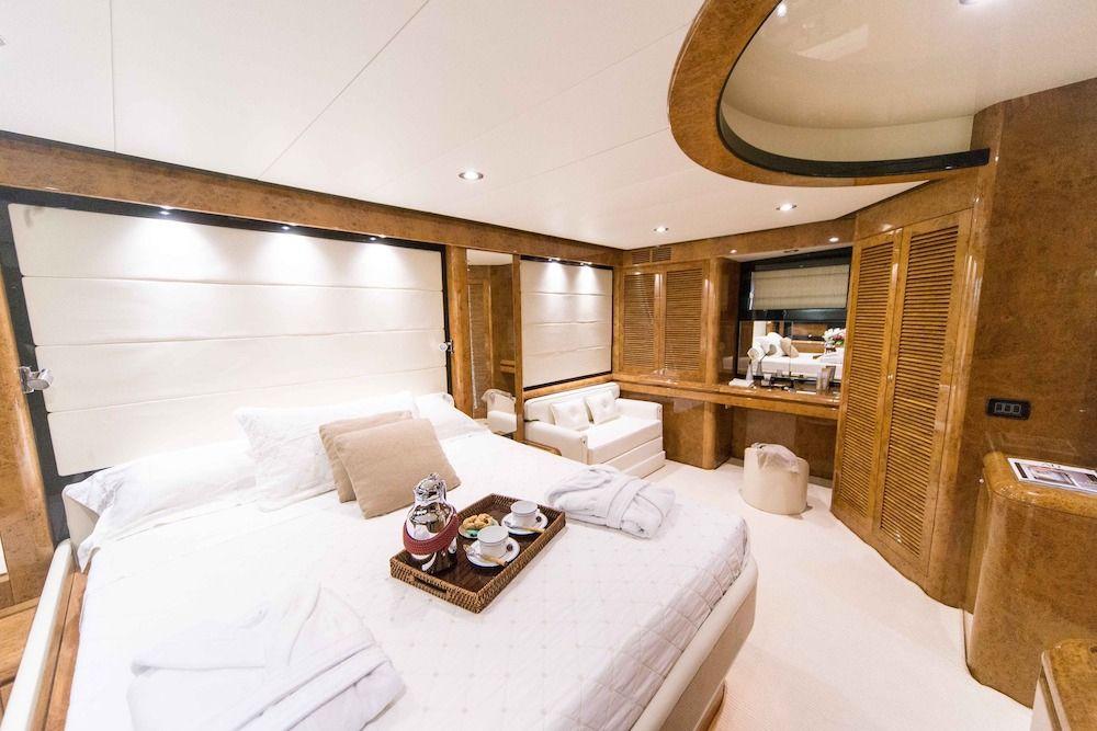 ZIA CANAIA Riva Yacht Master SUite