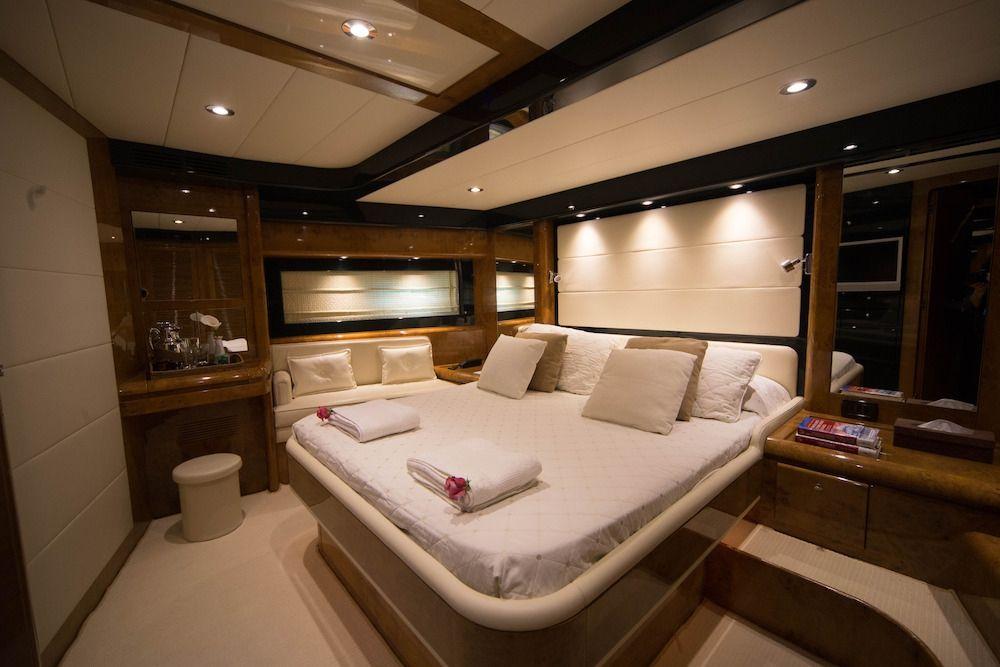 ZIA CANAIA Riva Yacht VIP